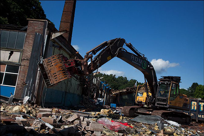 Remediation Demolition North West Manchester Cheshire Lancashire Merseyside