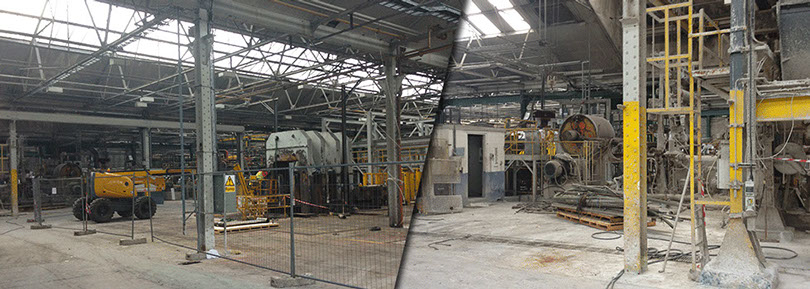 ADM Regeneration-Demolition Decommisioning Plant And Reclamation