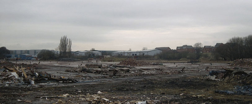 ADM Regeneration-Remediation Of Factory And Fly Tipped Waste